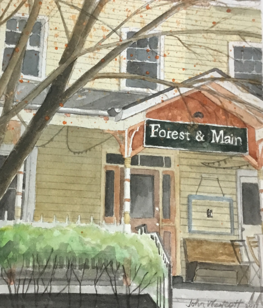 Forest & Main Brewery and Pub
