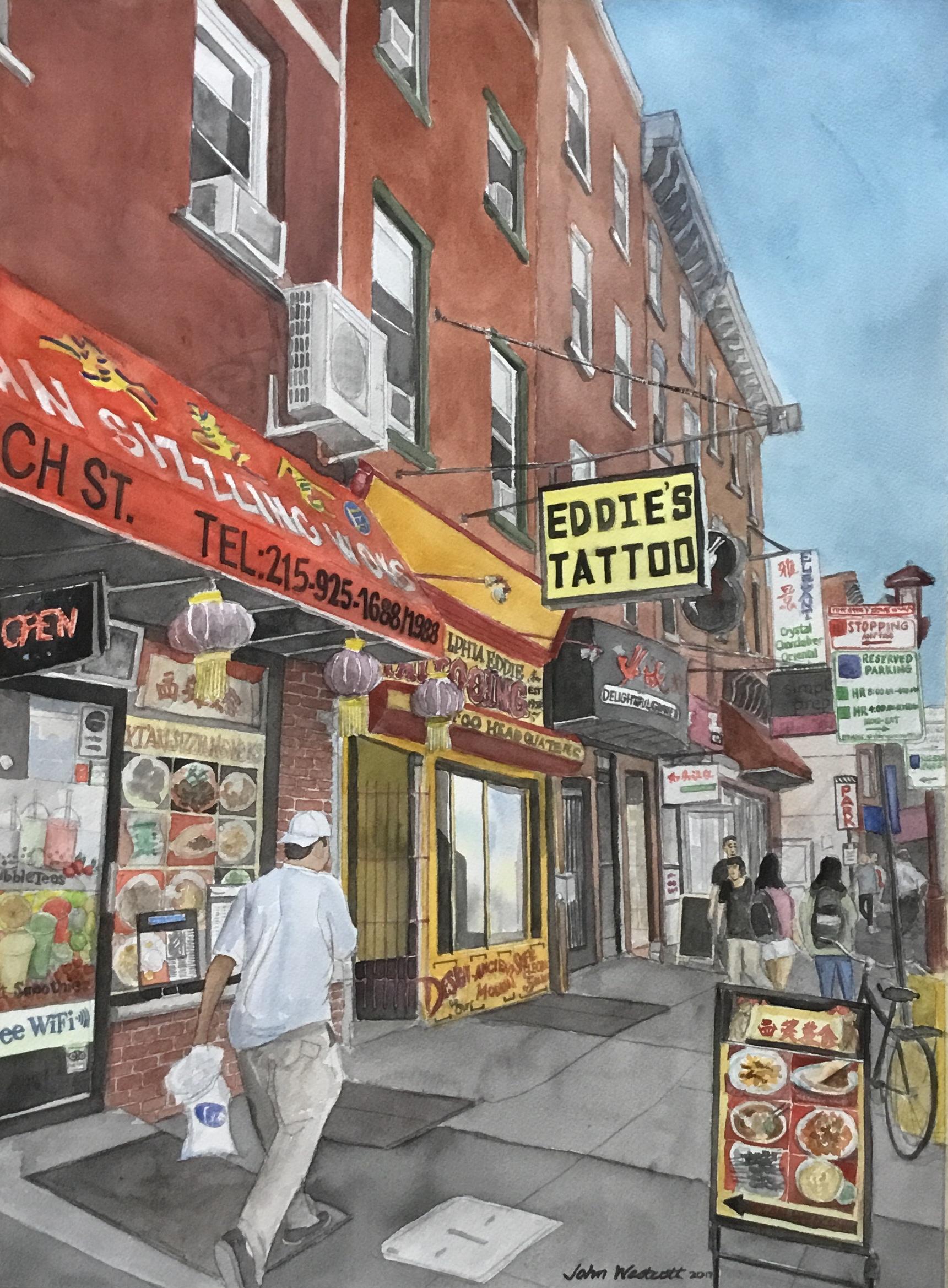 9th & Arch -Chinatown, Philadelphia