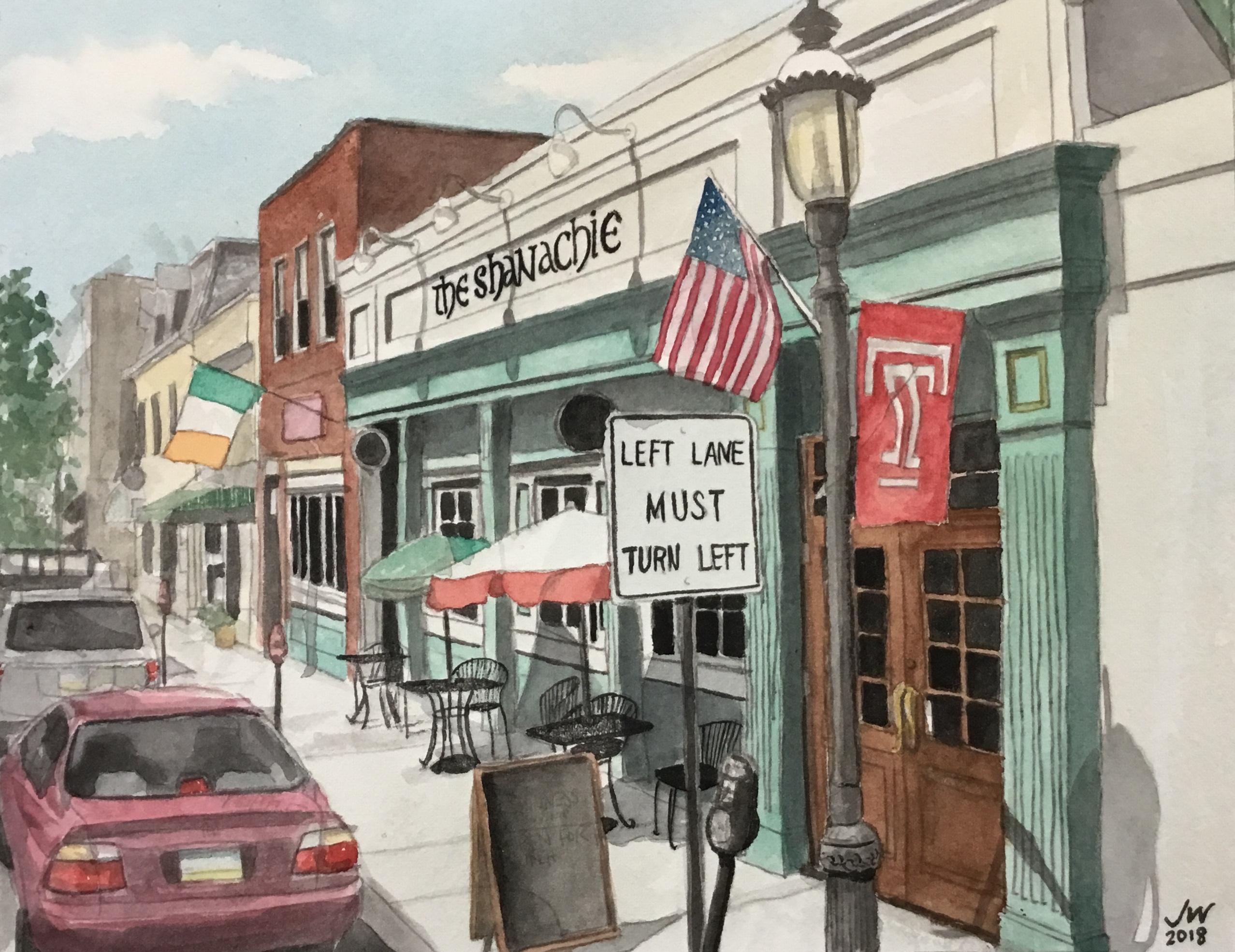 The Late Great Shanachie Irish Pub
