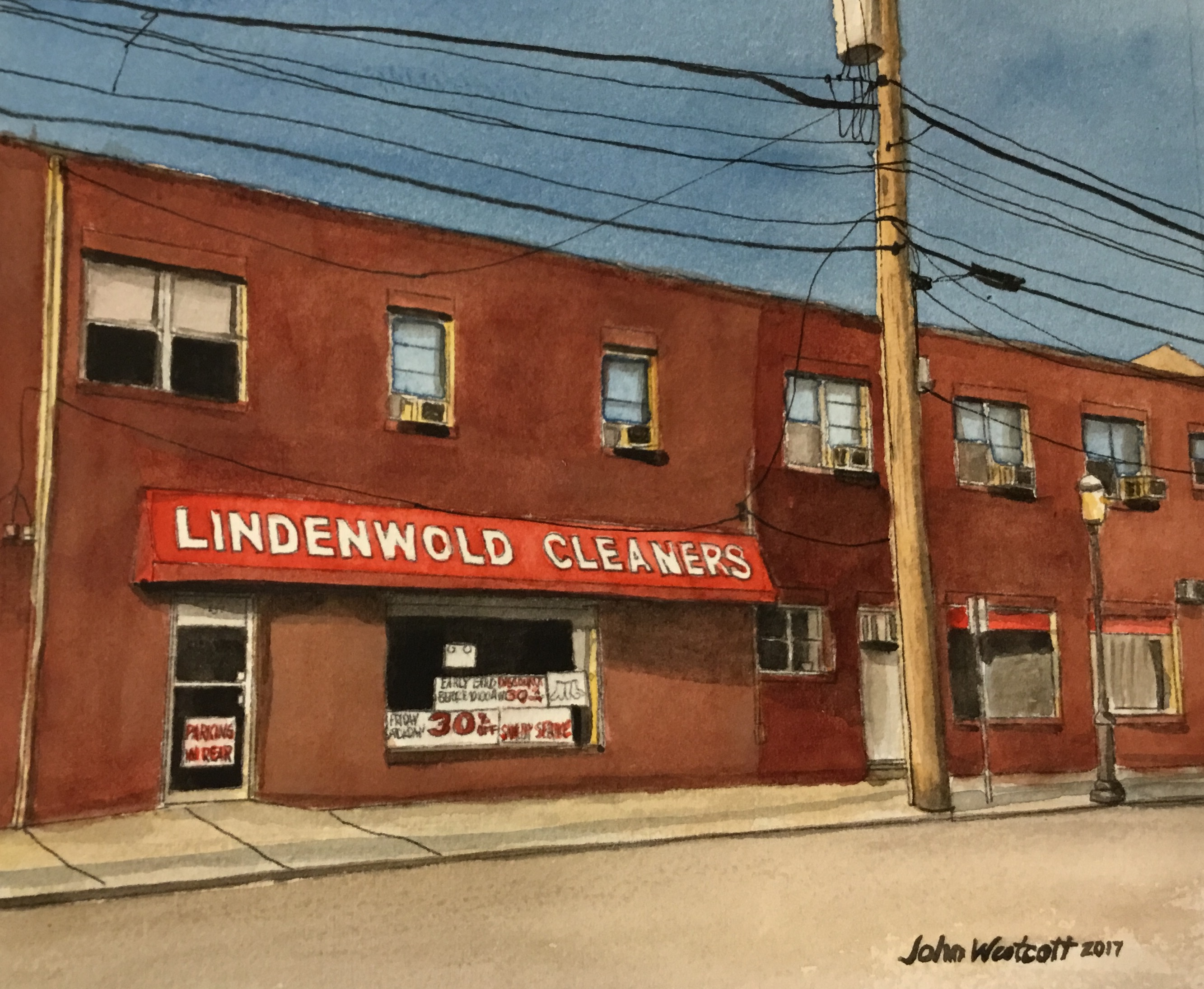 Lindenwold Cleaners in Ambler PA